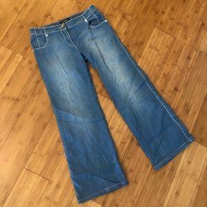 Vintage Chanel Jeans